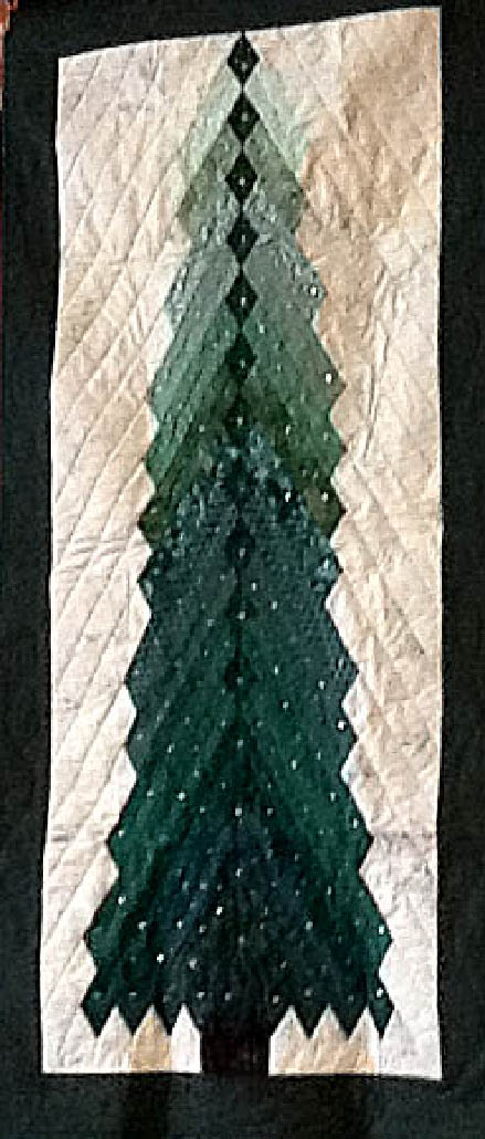 Tree Braid quilt 2