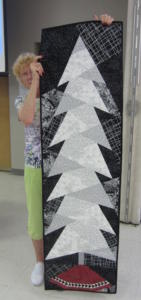 DonnaOlson Paper-piecedChristmasTree