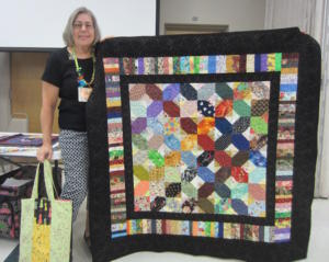 DorothyMcDonnell CharmsquareQuilt